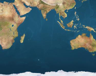 Australia India Map.Australia India Relations Poised For Take Off