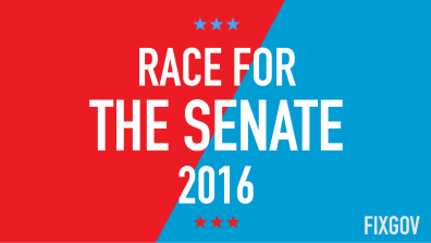 Race for the Senate 2016