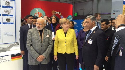 India and Germany: Realising strategic convergence
