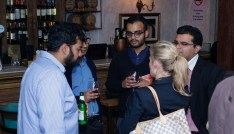 7th 'Emerging Voices' Network Reception with French Ambassador, Alexandre Ziegler