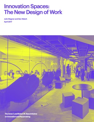 cover of Innovation Spaces