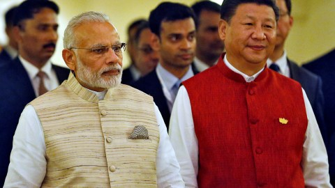 The India–China summit in Wuhan was no reset