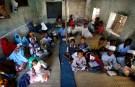 Children attend school in Zanzibar