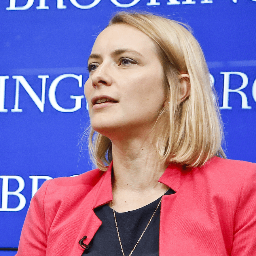 Celia Belin, Visiting Fellow, Foreign Policy, Center on the United States and Europe, The Brookings Institution