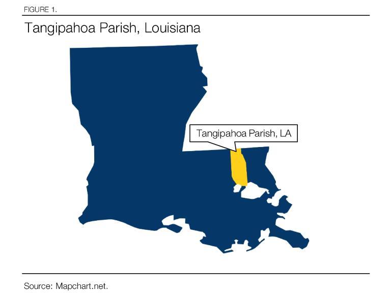 Tangipahoa Parish, Louisiana