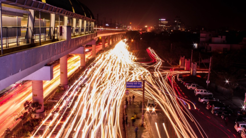 Connecting India: How roads, teledensity and electricity have improved over time