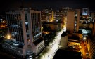 A general view shows the central business district of Kenya's capital Nairobi, April 10, 2017. REUTERS/Thomas Mukoya - RC158B20C450