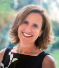Jackie Miller, president of the Seattle World Affairs Council, headshot