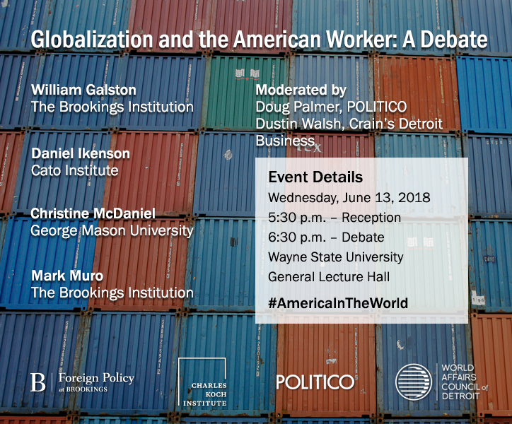 Globalization and the American Worker: A Debate