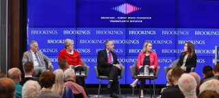 A panel of Europe experts at Brookings
