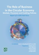 Front cover: The Role of Business in the Circular Economy