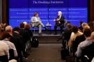 Fatih Birol and David Victor at Brookings