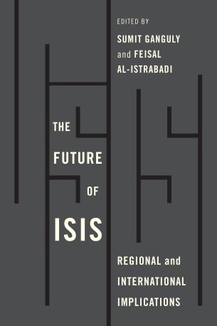 """The Future of ISIS"" cover."