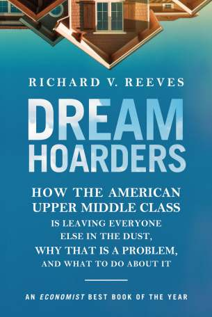 """""""Dream Hoarders"""" cover."""