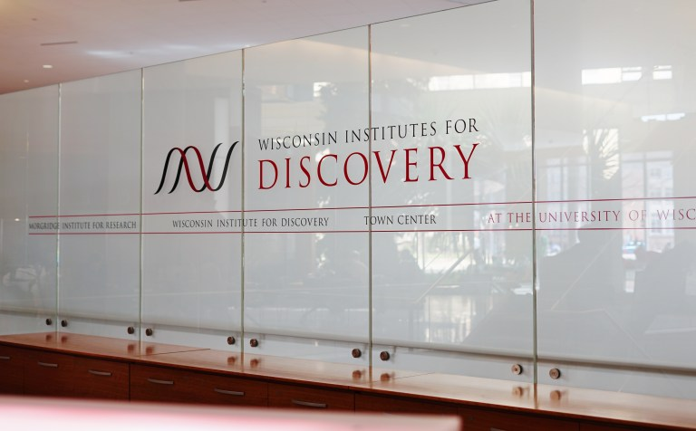 Center for discovery at the University of Wisconsin