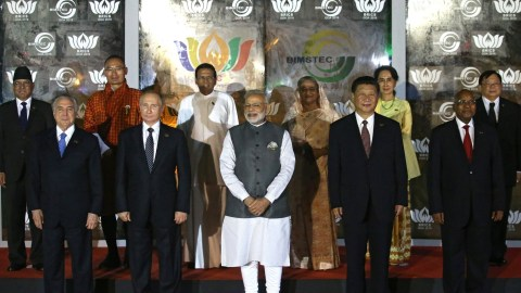 Revival of BIMSTEC at the Kathmandu Summit?