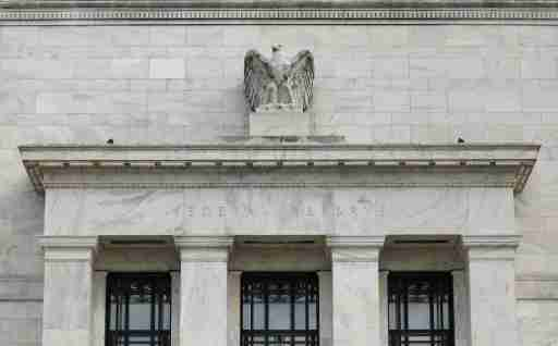 FILE PHOTO: The Federal Reserve building is pictured in Washington, DC, U.S., August 22, 2018. REUTERS/Chris Wattie/File Photo - RC17EEAD7510