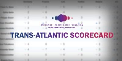 Transatlantic scorecard