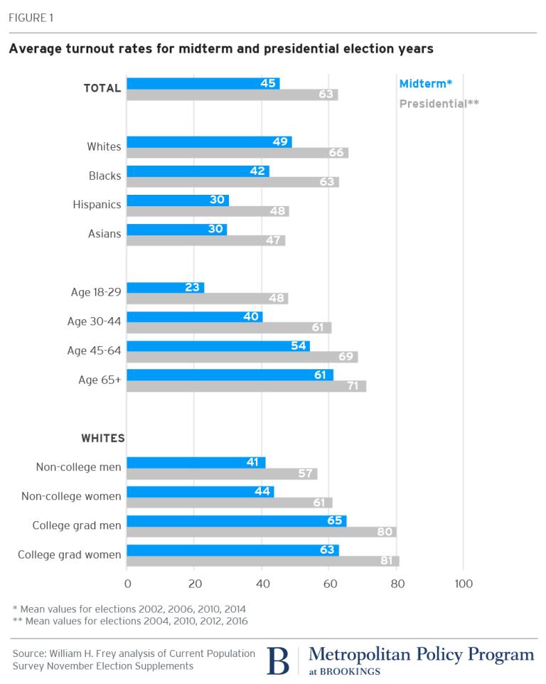 Frey voter turnout analysis