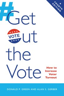 Cover: Get Out the Vote