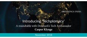 Inventing Techplomacy