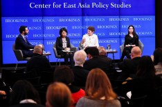 Panel from Asian Transnational Threats Forum.