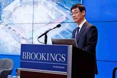 Director Yeong Gi Mun, South Korea's chief of the Counterterrorism Center