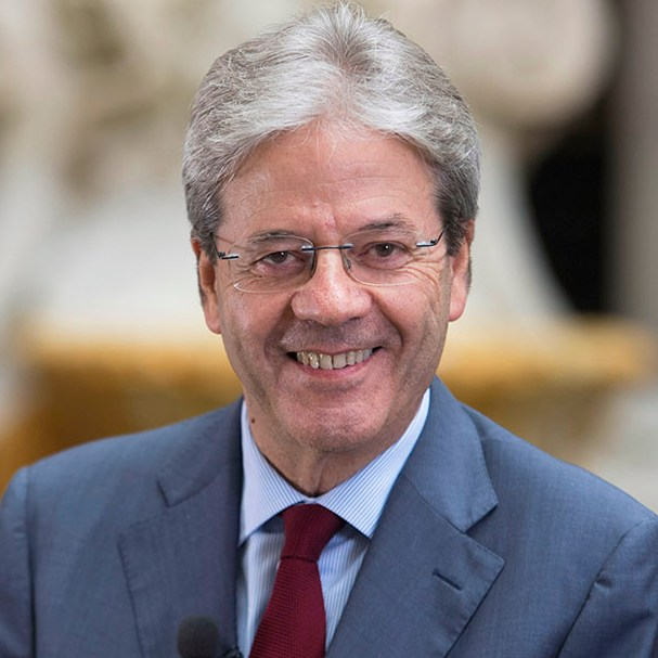 Paolo Gentiloni, Distinguished Fellow, Foreign Policy, The Brookings Institution
