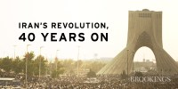 Iran's revolution, 40 years on