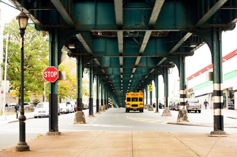 New York City school bus