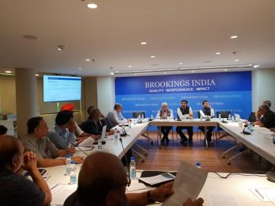 Brookings India Roundtable on Defence Indigenisation