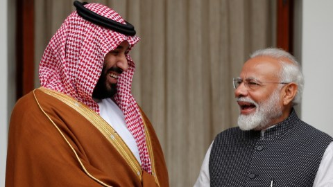Cooperation with Saudi could shield India's oil and gas assets against Pakistani threat
