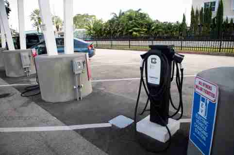 Six public electric vehicle charging stations, four Tesla specific stations and two universal stations, are located at Kiwanis Park in Stuart.Tcn Ev Charging Stations
