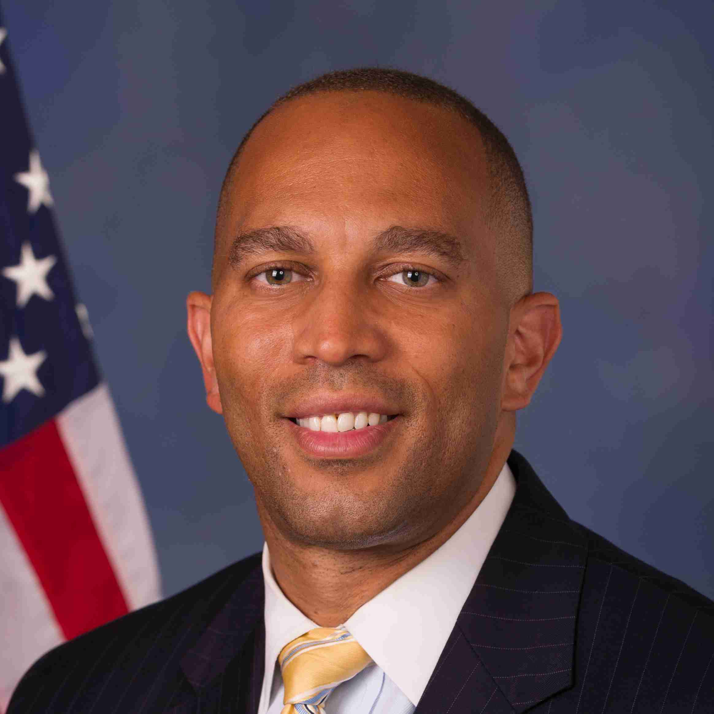 Official Photo - Rep. Hakeem Jeffries NY-8