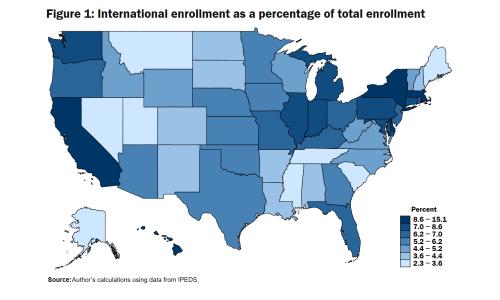 Figure1_International enrollment as a percentage of total enrollment