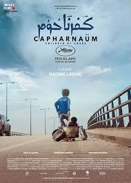 """""""Capernum"""" poster"""