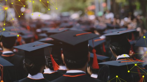 Is India still the neighbourhood's education hub?