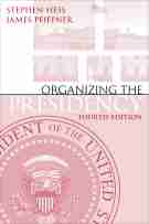 Cvr: Organizing the Presidency