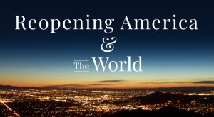 Reopening America: The restaurant sector must adapt and innovate to survive