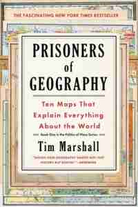 """""""Prisoners of geography"""" book cover"""