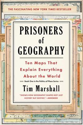 """""""Prisioneiros de geografia"""" capa de livro"""