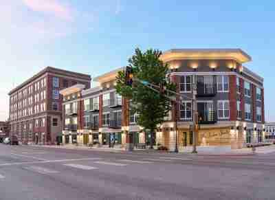 Preston Plaza & Lofts in downtown Emporia, Kan.