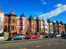 rowhomes in Washington, DC