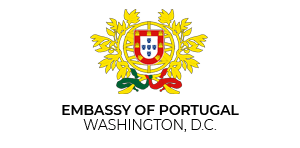 Logo of the embassy of Portugal to the United States