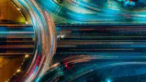 infrastructure highway image