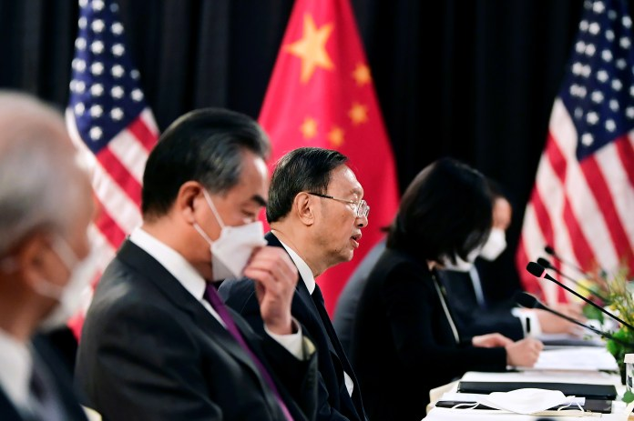 China Is a Long-Term Competitor but Not a Deadly Threat