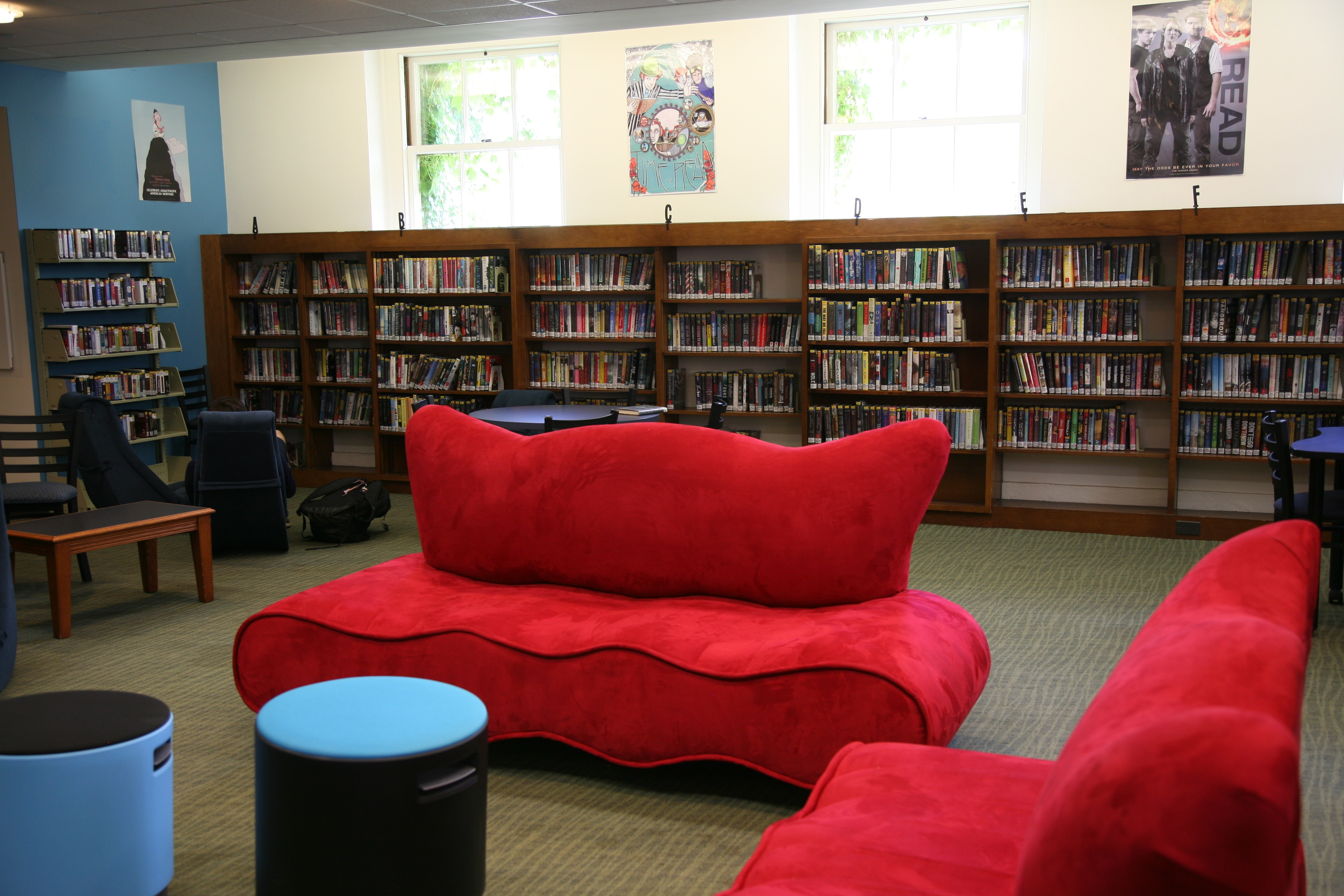 About the Teen Room | Public Library of Brookline