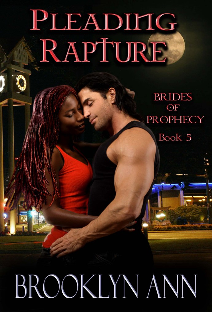 Book Cover: Pleading Rapture