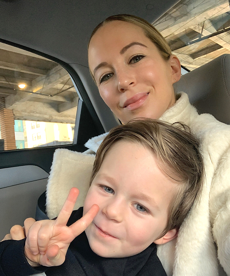 mommy and son date