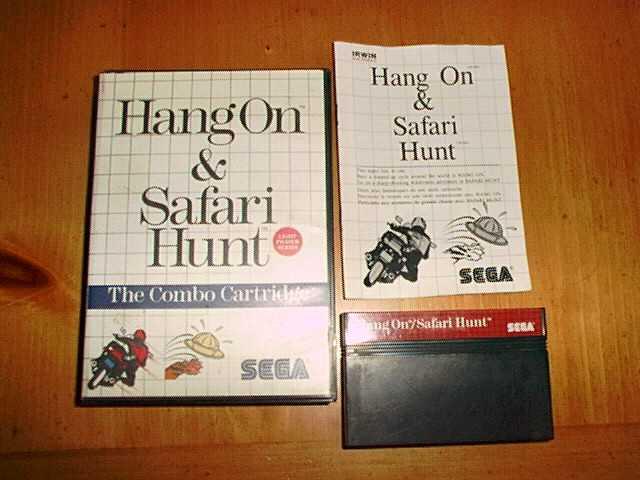 Hang On / Safari Hunt